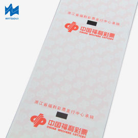 China Square Small Printed Thermal Ticket Roll Printing Movie Railway Admission factory