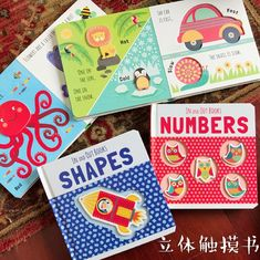 China Standard Children'S Board Book Printing , Kids Boys Personalized Board Books factory