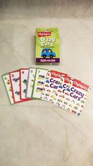 China Family Game Children'S Learning Flash Cards With Coloring Box Intelligent factory