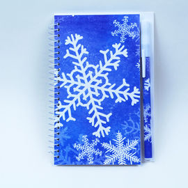 China Custom Design Cute Spiral Paper Notebook School Student Business Using factory