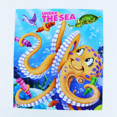 China CCNB Fun Children Under The Sea Jigsaw Puzzles Board Games Printing For Baby / Kids factory