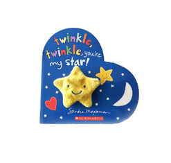 China Star theme, customized children's books, hardcover board printing services factory