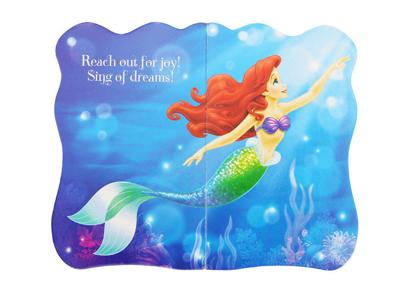 Educational Children'S Board Book Printing Service , Self Printing Children'S Books supplier
