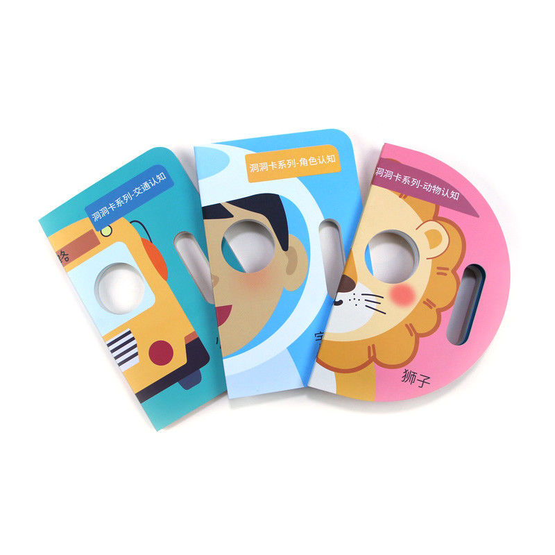 Baby Children'S Board Book Printing , Classic Board Books For Preschoolers supplier